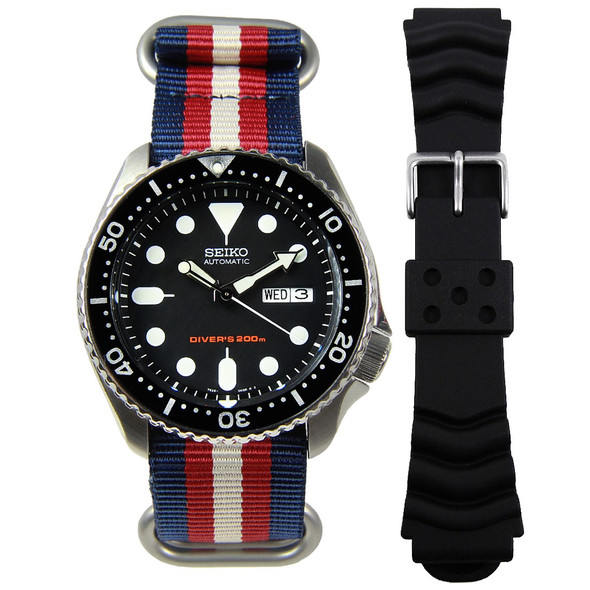 Seiko SKX007J1 Divers Watch