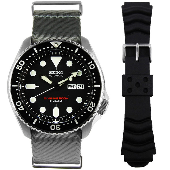 Seiko 200m watch SKX007J