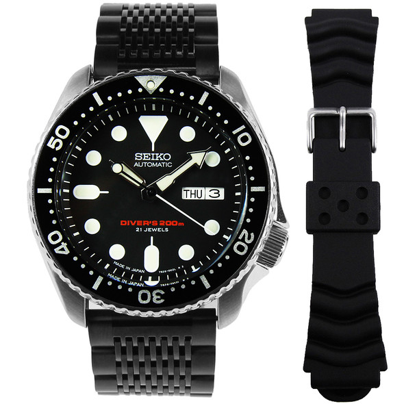 Seiko Automatic Mens Watch SKX007J