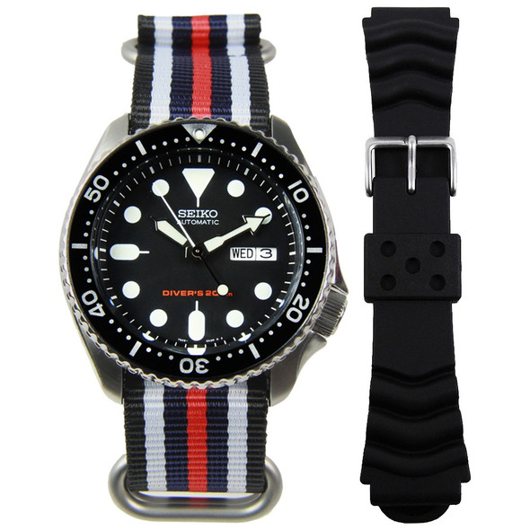 Seiko Automatic Watch SKX007J1