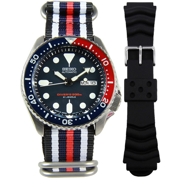 Seiko Japan Divers Watch SKX009J1