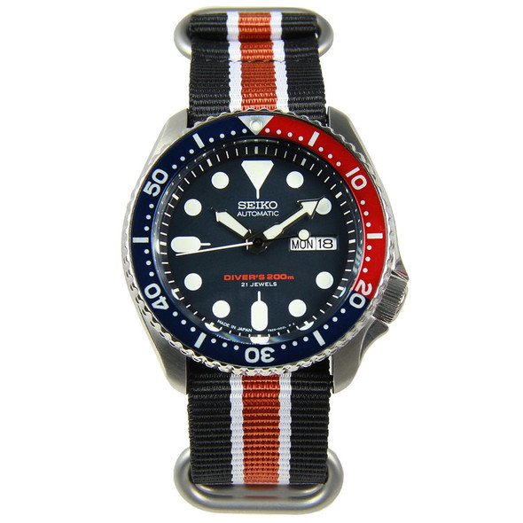Seiko SKX009J Mens Watch