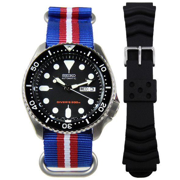 Seiko Automatic Watch SKX007J