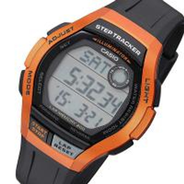 Casio Step Tracker Watch WS-2000H-4A