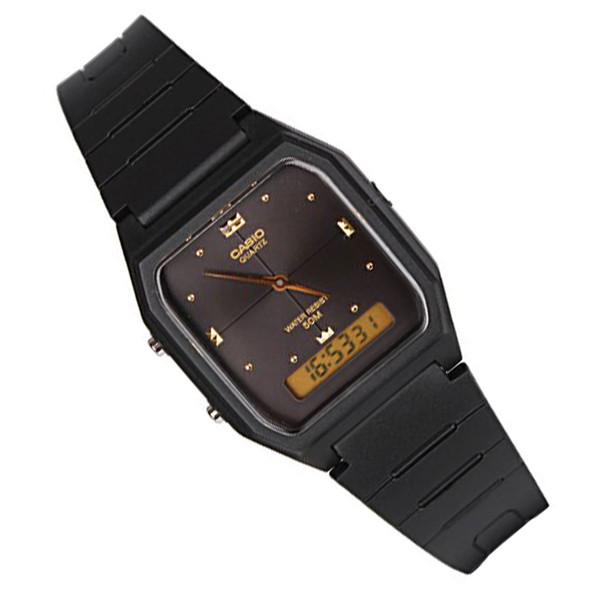 Casio Digital Analog Watch AW-48HE-1A
