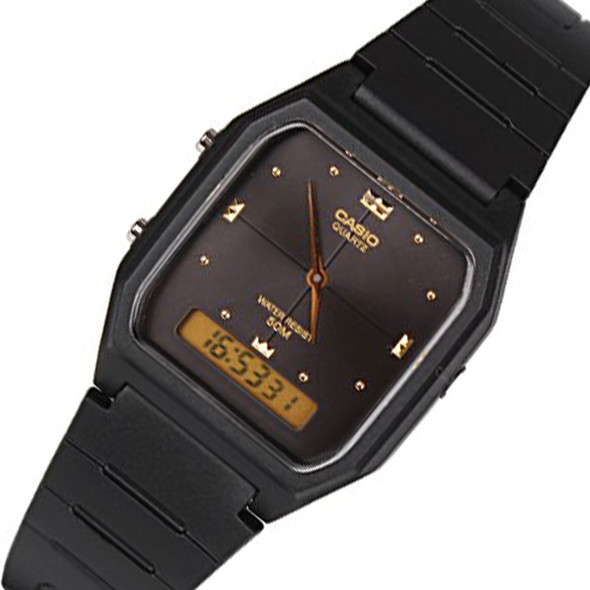 Casio Dual Time Watch AW-48HE-1A