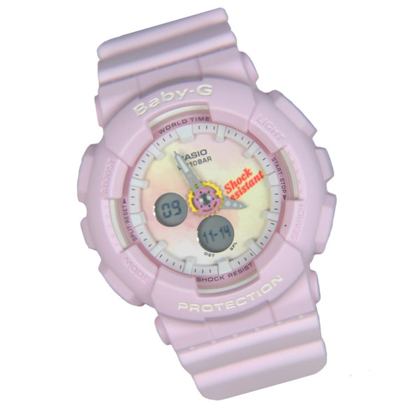 Casio Digital Analog Watch BA-120TG-4A