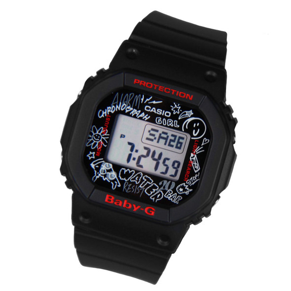 Casio Digital Watch BGD-560SK-1D