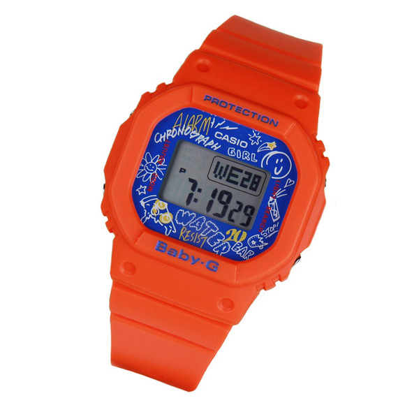 Casio Digital Watch BGD-560SK-4D