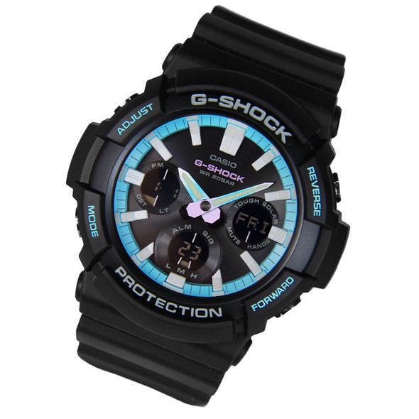 Casio G-Shock Watch GAS-100PC-1