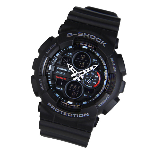 Casio Digital Analog Watch GA140-1A1