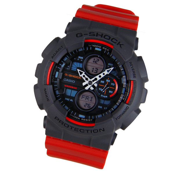 Casio Digital Analog Watch GA-140-4A