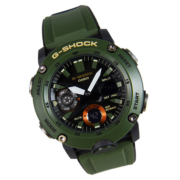 GA-2000-3 Casio G-Shock Watch