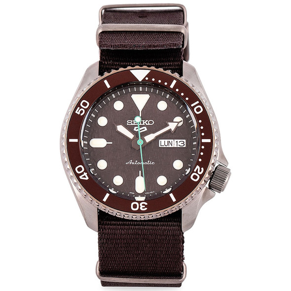 Seiko 5 SRPD85 Automatic Watch