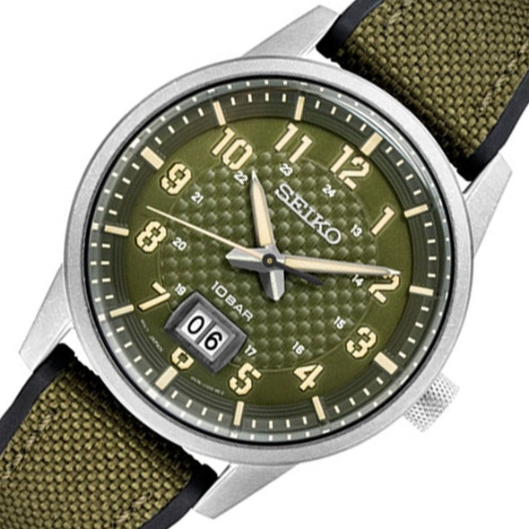 SUR323P Seiko Military Watch