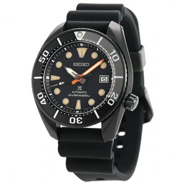 Seiko Black Sumo Watch SPB125J1