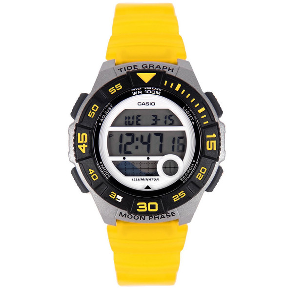 Casio LWS-1100H-9A Youth Watch