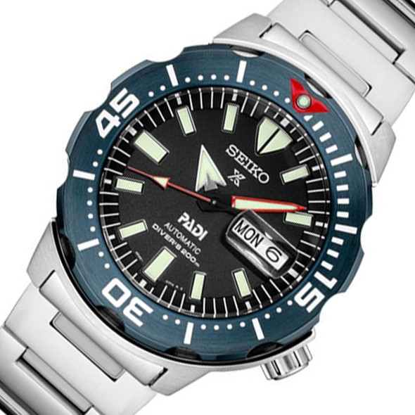 SRPE27J1 Seiko Padi Monster Watch