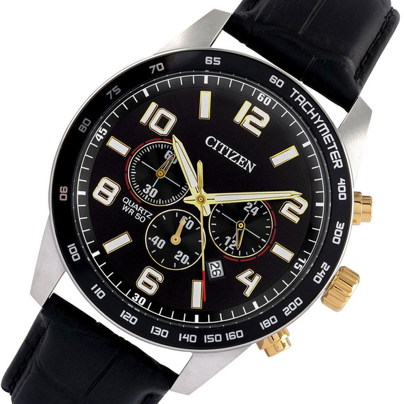 AN8166-05E Citizen Chronograph Watch