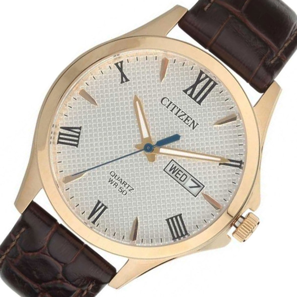 BF2023-01A Citizen Leather Watch