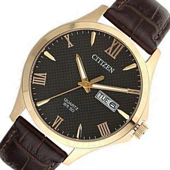 BF2023-01H Citizen Leather Watch