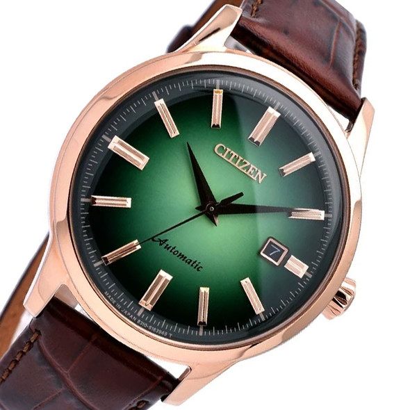 Citizen NK0002-14W  Leather Watch