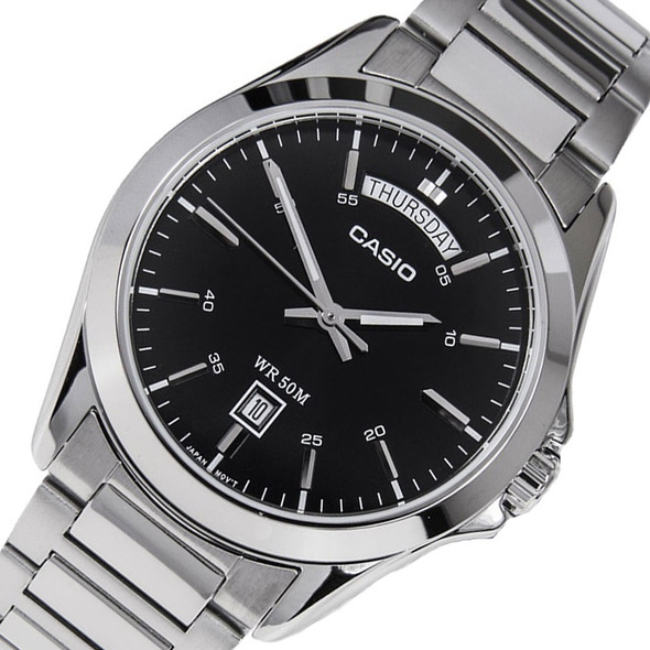 Casio Watch MTP-1370D-1A1