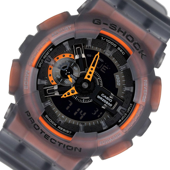 GA-110LS-1AD Casio Quartz Watch