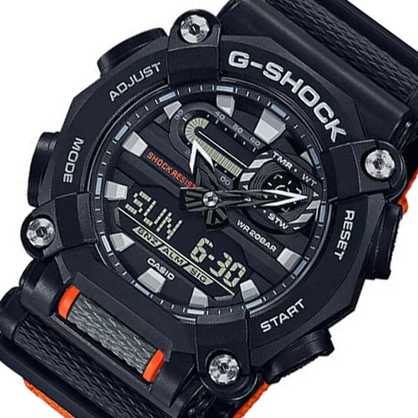 Casio G-Shock Watch GA900C-1A4