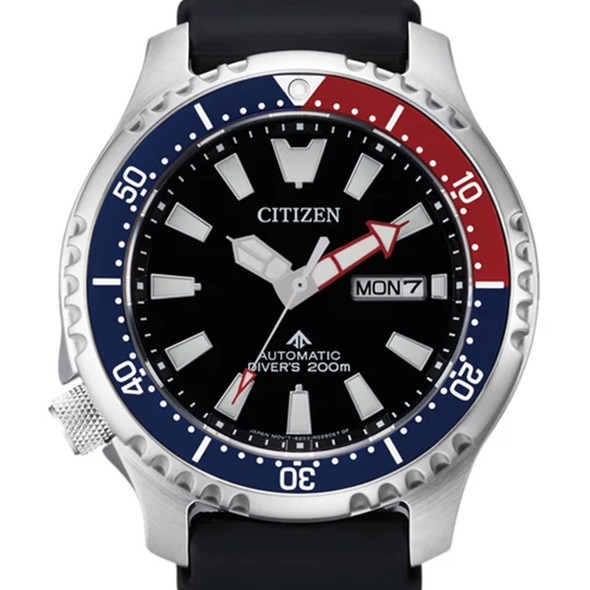 Citizen Divers Watch NY0110-13E