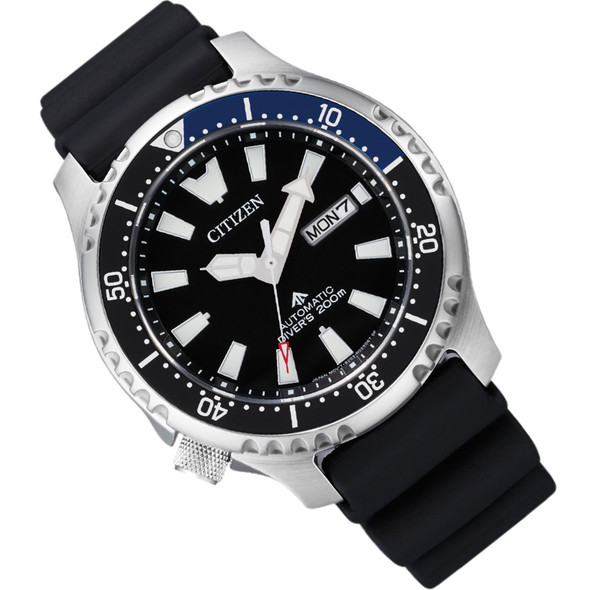 Citizen NY0111-11E Promaster Fugu Watch