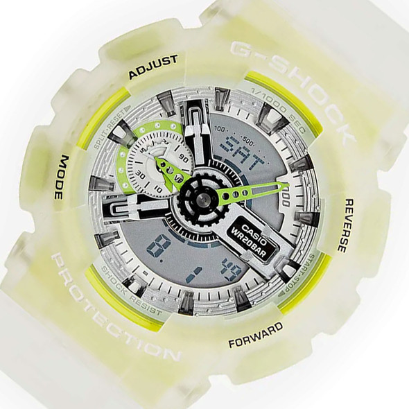 Casio G-Shock Watch GA-110LS-7