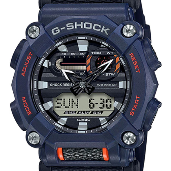 Casio G-Shock {GA-900-2A} GA-900-2ADR Digital Analog Gents Watch