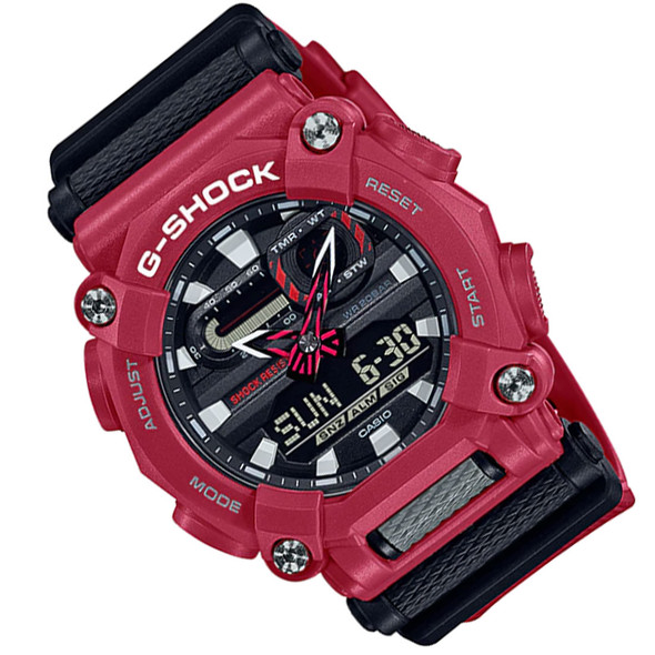 Casio G-Shock Watch GA-900-4A