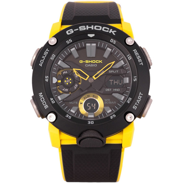 Casio G-Shock Watch GA-2000-1A9