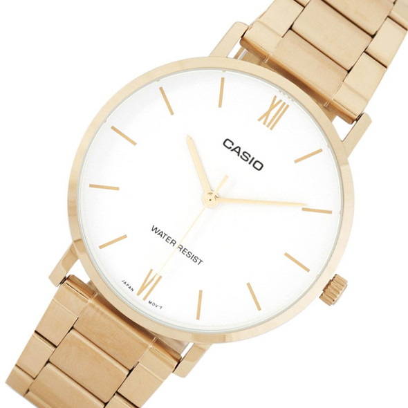 Casio MTP-VT01G-7BU Quartz Watch