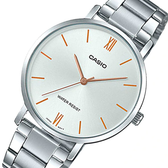 Casio Quartz Watch MTP-VT01D-7B