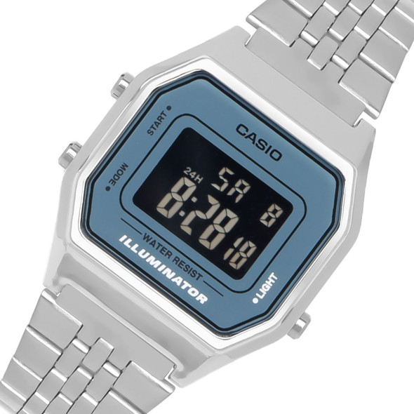 Casio Digital Watch LA680WA-2B