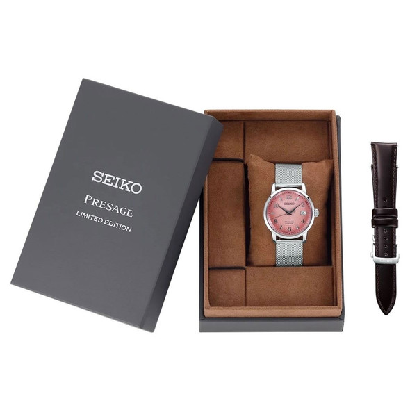 SRPE47 Seiko Presage Japan Watch