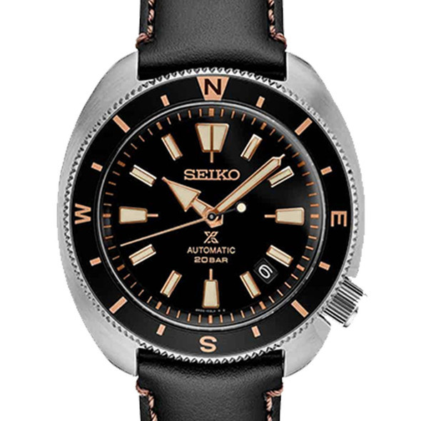SRPG17 Seiko Prospex Black Dial Watch