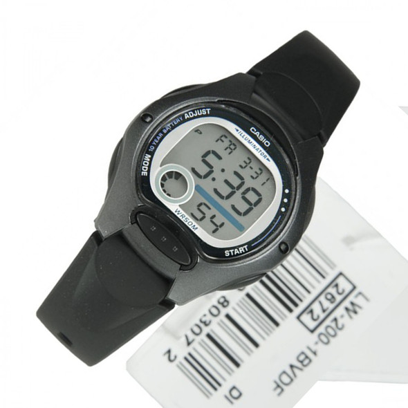 Casio LW-200-1B Sports