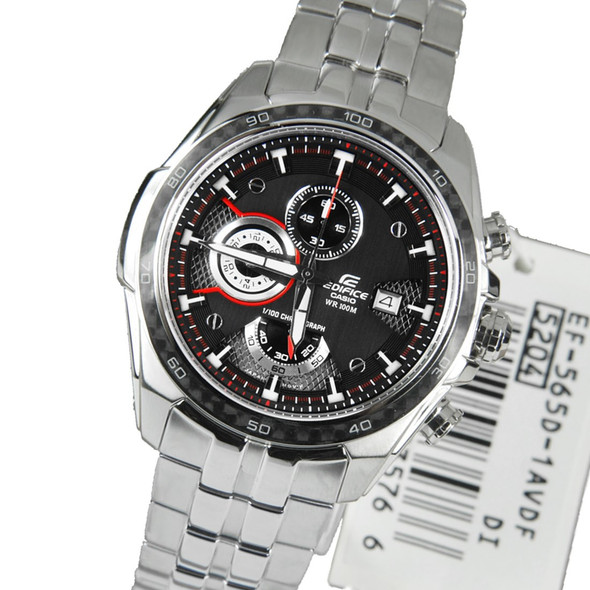 Casio Edifice Quartz EF-565D-1AVDF