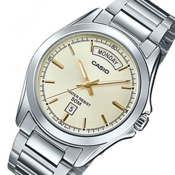 MTP-1370D-9A Casio Analog Watch
