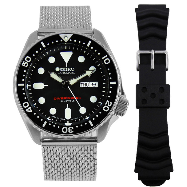 SKX007J1 Seiko Analog Mens Watch