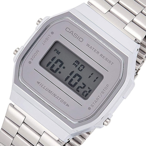 Casio A168WEM-7E Vintage Watch