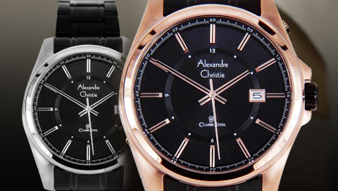Alexandre Christie Watches