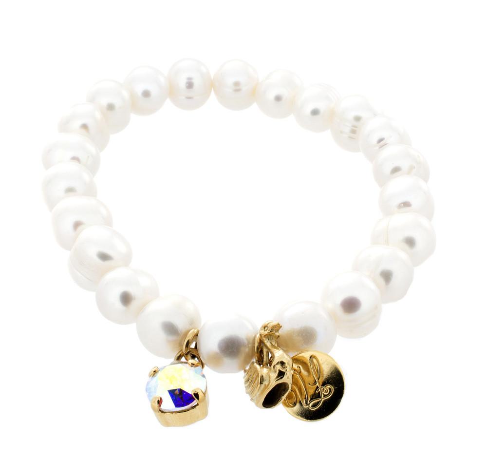 Pearl Stretch Bracelet