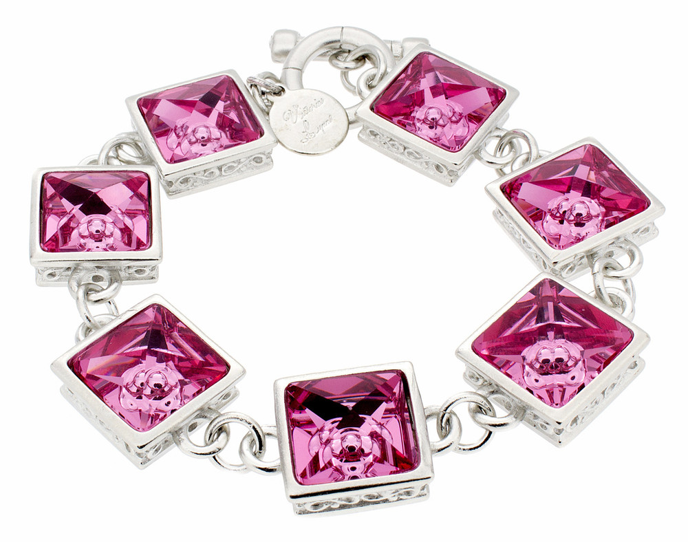 Atlantis Abstract Square Bracelet