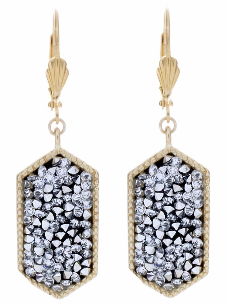 Crystal Treasure Earrings