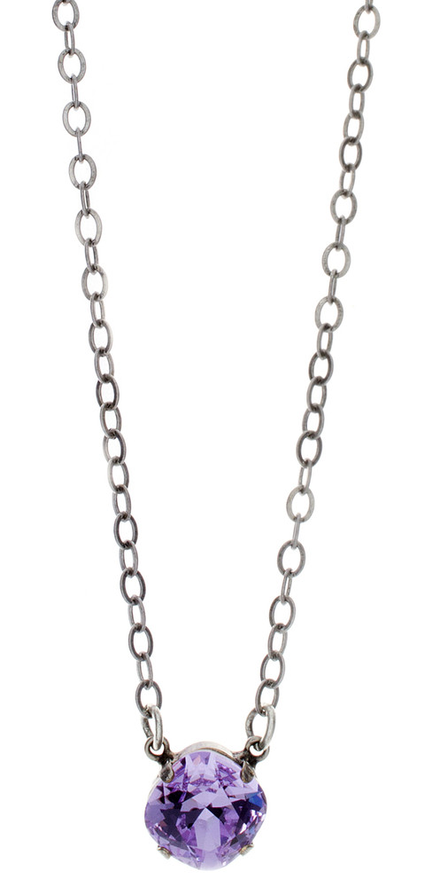 Necklace - 12mm Regular - Silver